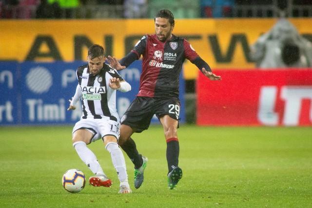 Cagliari zajęło 15. miejsce w Serie A.