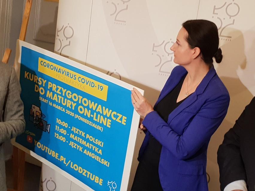 O specjalnej ofercie dla maturzystów poinformowała w piątek (13 marca) Małgorzata Moskwa-Wodnicka, wiceprezydent Łodzi odpowiedzialna za oświatę.>>> CZYTAJ DALEJ NA KOLEJNYM SLAJDZIE >>>