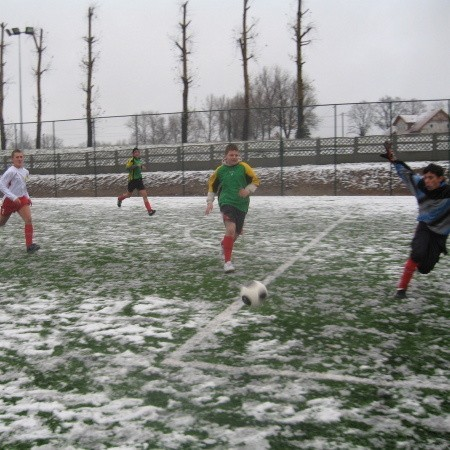 W pierwszym meczu na nowym boisku Granica Żarki Wielkie wygrała z Nysą Trzebiel 4:1.
