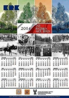 Kalendarz-cegiełka