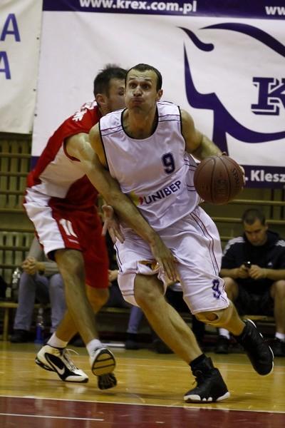 Łukasz Kuczyński zdobył 31 punktów