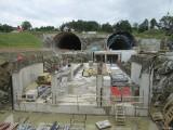 Zakopane. Budowa tunelu pod Luboniem Małym. Prace idą pełną parą [NOWE ZDJĘCIA]