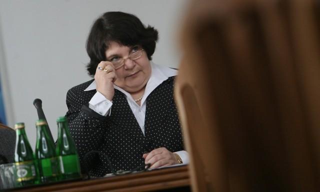 W poniedziałek Anna Sobecka podczas spotkania z dziennikarzami poinformowała, że podczas spotkania z szefem MSWiA uzyskała zapewnienie, że ustawa metropolitalna nie wejdzie w życie