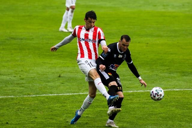 Cracovia przegrała piąty raz z rzędu w lidze