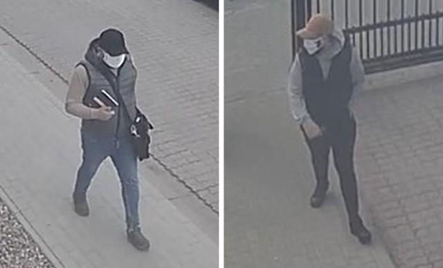 Policjanci z Inowrocławia ustalili osoby, które mogą być zamieszane w kradzież, a ich wizerunek zarejestrował monitoring
