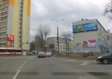 Agresywny taksówkarz w Sosnowcu zawieszony... na tydzień. Prezes korporacji: Wina nie jest tylko po jego stronie
