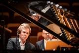 Andrzej Wierciński, będzie reprezentował Polskę na XVIII Konkursie Chopinowskim, ale przed tym odwiedził Szczecin