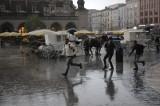 Ostrzeżenie IMGW: w Krakowie i okolicach możliwe burze z gradem