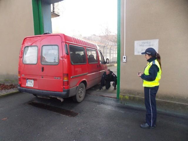 Ćwiczenia odbyły się w areszcie śledczym w Nowej Soli