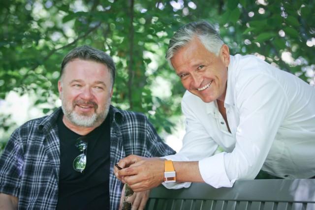 Paweł Okoński i Wojciech Dąbrowski – właściciele Wrocławskiego Teatru Komedia
