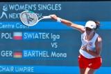 WTA Finals. Iga Świątek niemal pewna występu w Guadalajarze. Pomogła jej rywalka