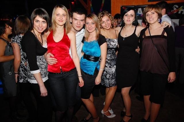 Opole: Bal Ekonoma w Cina Club