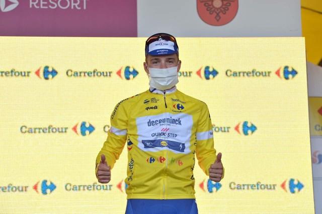 Remco Evenepoel wygrał 77. Tour de Pologne