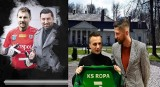 Jerzy Dudek w Sandecji, Sławomir Peszko w Ropie! [Zdjęcia]