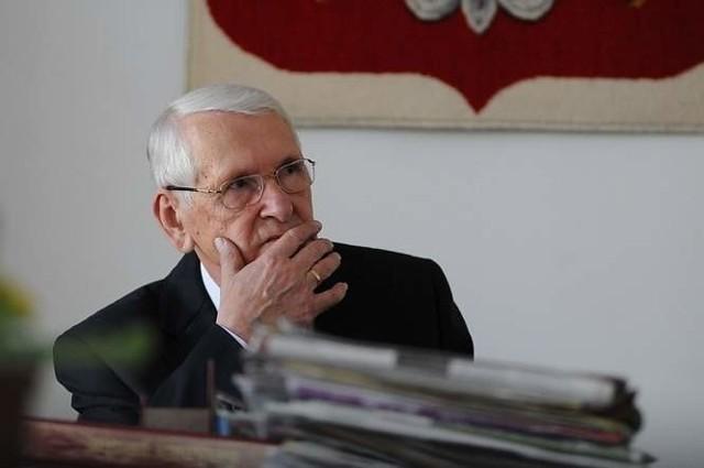 Czy Józef Zych ponownie stanie na czele Sejmu?