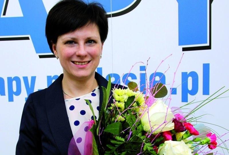 Urszula Jabłońska nowym burmistrzem Łap
