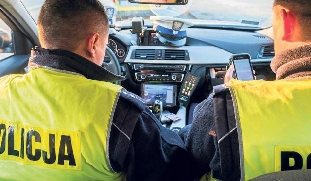 Jeden z mieszkańców Krosna Odrzańskiego narzekał na to, że w mieście nie ma... policyjnych radiowozów.