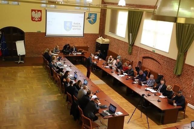 Usteccy radni nie spotkają się na marcowej sesji