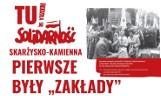 Tu rodziła się Solidarność - od piątku 16 kwietnia plenerowa wystawa w Skarżysku