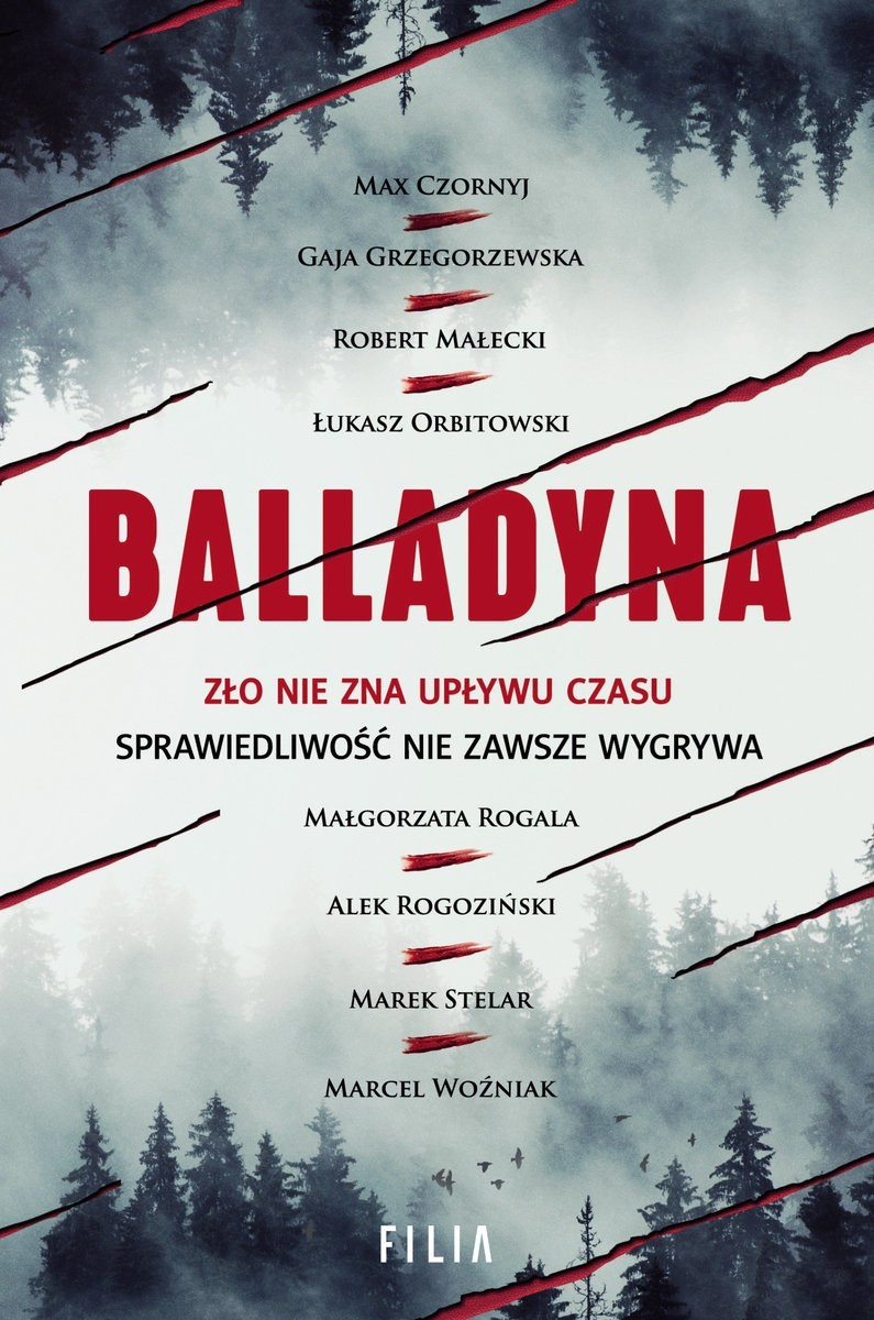 Max Czornyj, Gaja Grzegorzewska, Marek Stelar, Robert...