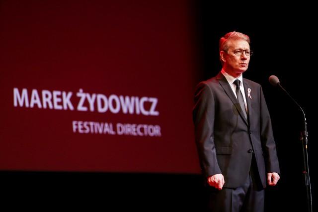 Dla jednych wizjoner, dla innych megaloman - Marek Żydowicz budzi kontrowersje wszędzie tam, gdzie przyjeżdża z festiwalem Camerimage.
