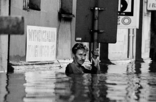 Powódź tysiąclecia we Wrocławiu