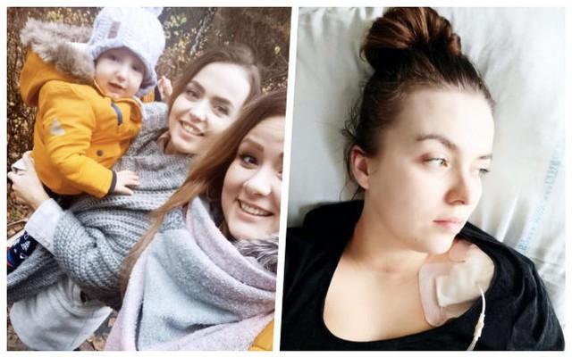Marika Wojtkowska z Włocławka czeka na decyzję o przeszczepie. Znaleziono dla niej już niespokrewnionego dawcę szpiku