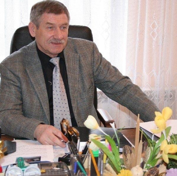 - Zdecydowaliśmy się na wspólną inwestycję,  bo te drogi są dla nas priorytetowe - mówi wójt  gminy Lisewo Jerzy Cabaj