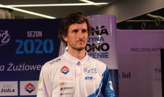 Adam Ellis będzie reprezentował Wielką Brytanię w Grand Prix Challenge