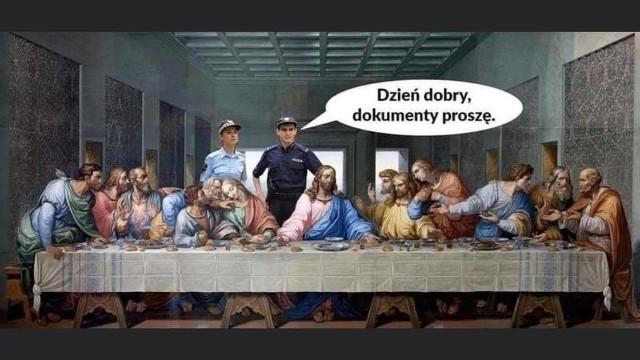 Policjanci są częstym obiektem żartów i drwin. W Internecie aż roi się od różnego rodzaju memów związanych z policjantami. Zobacz najśmieszniejsze memy o policji.