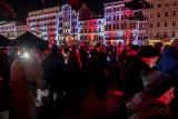 Światło Zwycięstwa: Niesamowite widowisko historyczne na placu Wolności w Poznaniu