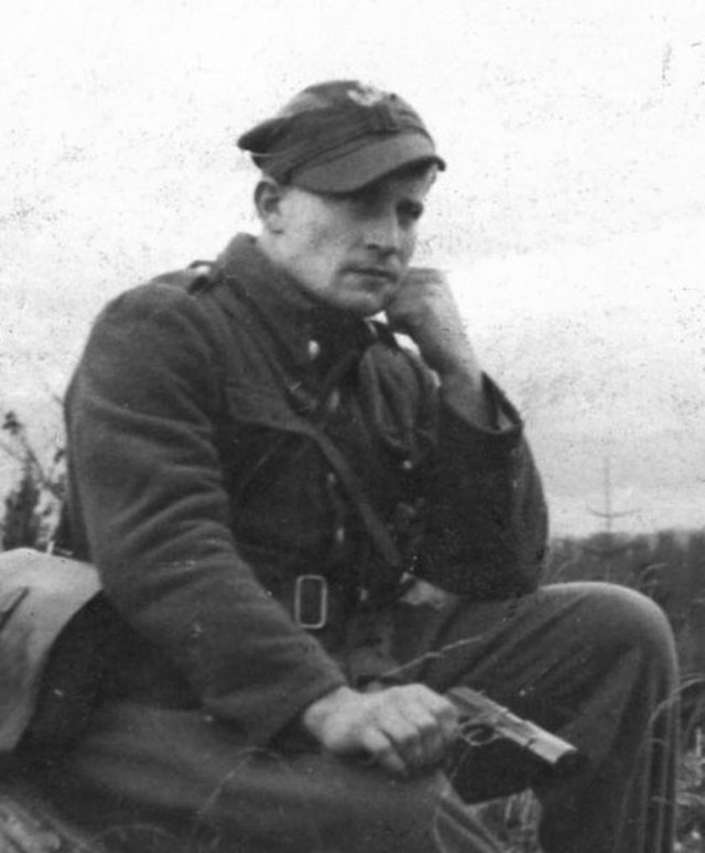 Józef Kuraś był najbardziej znanym partyzantem na Podhalu