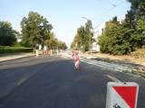Finiszują z remontem torów na ulicy Narutowicza