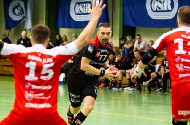 Grzegorz Sobut w przeszłości był królem strzelców ekstraklasy w barwach Stali Mielec, dziś to zawodnik Piotrkowianina