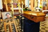 Ostatnie pożegnanie majora Stanisława Szuro. Tłumy na pogrzebie w Krakowie
