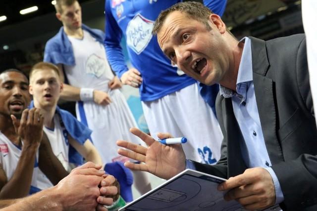 Milija Bogicević wierzy, że okazja do rewanżu ze Stelmetem jeszcze się znajdzie w tym sezonie.