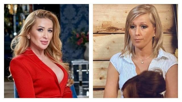 """Sylwia Peretti od czasu """"Kuchennych Rewolucji"""" przeszła olbrzymią metamorfozę. Zobacz, jak przed laty wyglądała nowa gwiazda telewizji TTV."""