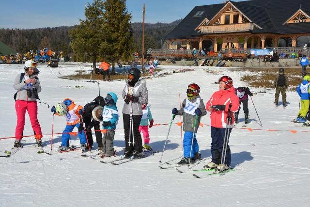 Mieszkańcy gminy Wielka Wieś już szesnasty raz rywalizowali o pierwszeństwo w Mistrzostwach w Narciarstwie Alpejskim