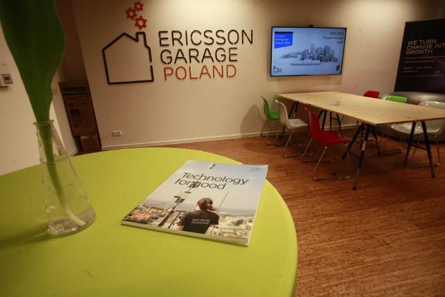 Ericsson Garage wystartował w Łodzi.