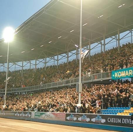 Od początku bieżącego roku gorzowscy kibice speedway'a oglądają ekstraligowe mecze na nowoczesnym, bardzo funkcjonalnym obiekcie