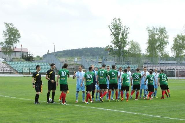 GKS Tychy po bramce Denisa Popovica wygrywa ze Stomilem Olsztyn 1-0
