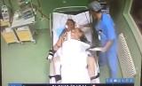 Lekarz pobił bezbronnego pacjenta po by-passach, bo ten go zwyzywał. Szokujący film z Rosji [VIDEO]