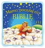 Mamo, poczytaj mi Biblię. Maluchy poznają Jonasza i wieloryba
