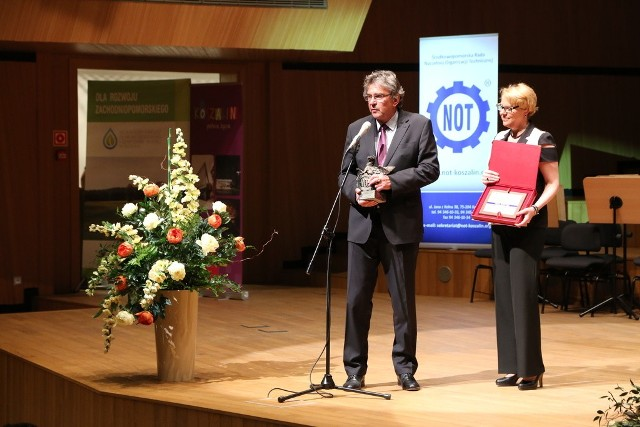 """Nagroda NOT Koszalin dla Gawex Media w kategorii """"Firma roku"""""""