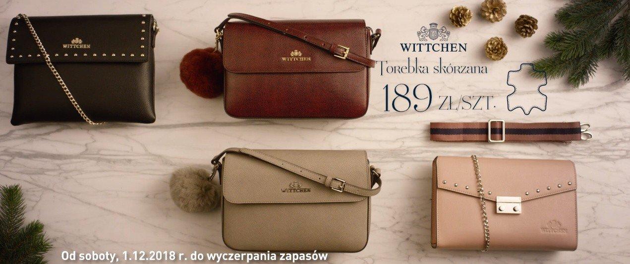 824d1e10bd9b4 Wittchen w Lidlu 2018. Torebki, paski, portfele i rękawiczki w niskich  cenach! [modele,ceny]