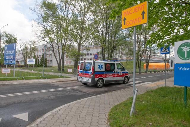 Jedynym szpitalem jednoimiennym w Wielkopolsce przyjmującym pacjentów z koronawirusem pozostanie szpital im. Józefa Strusia przy ul. Szwajcarskiej w Poznaniu.