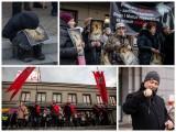 Publiczny Różaniec o odnowę moralną narodu polskiego. Protest Krucjaty Młodych przeciwko festiwalowi Underground/Independent (zdjęcia)