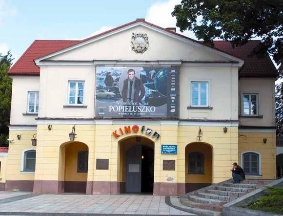 Młot w białostockim kinie Ton. Pokażą film o wybitnym partyzancie z Podlasia