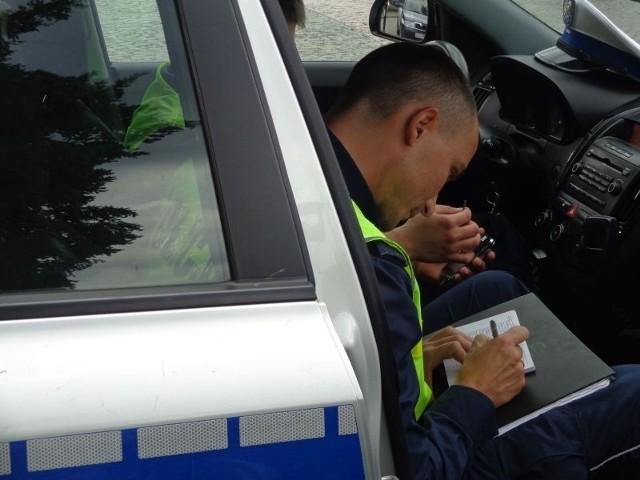 Od czasu zaostrzenia przepisów policjanci zatrzymali 15 praw jazdy