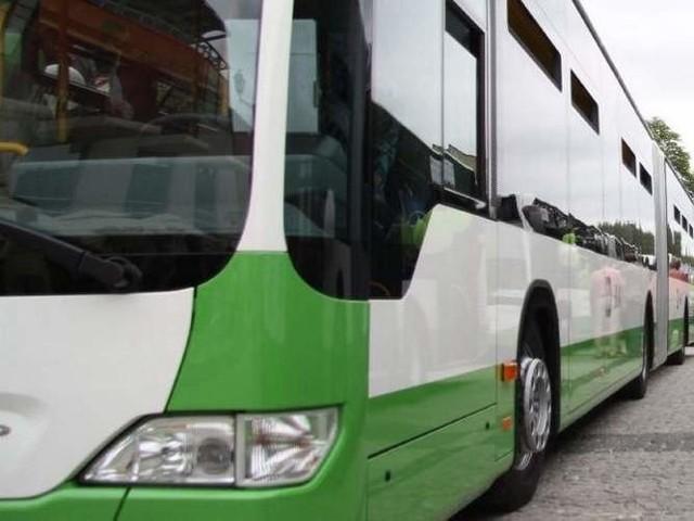Autobusy pojadą zmienionymi trasami.